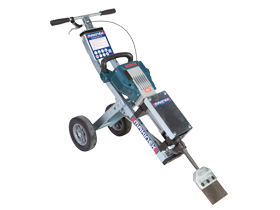 We Hire Makinex Jack Hammer trolley and tile smasher head