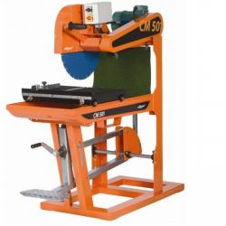 HIRE 500MM MASONARY SAW BENCH ELECTRIC CUTS 195MM