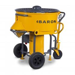 HIRE FORCED ACTION MIXER 10 BAG BARON M300