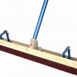 FRESNO BROOM  1200mm C/W 3 x 1800MM HANDLES