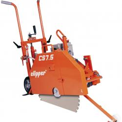 HIRE 700 MM FLOOR SAW ELECTRIC CUTS 270MM