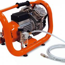 HIRE VACUUM HOLD DOWN UNIT HUSQVARNA VP200