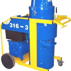 HIRE LARGE DUST CONTROL UNIT SPE 316-3 3 PHASE