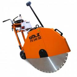 HIRE 800MM FLOOR SAW ELECTRIC CUTS 330MM - 12.99""