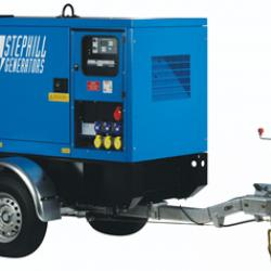 HIRE TOWABLE GENERATOR 50KVA 3 PHASE