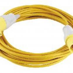 HIRE EXTENSION CABLE 110V 16AMP 14M LONG