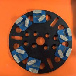 DIAMOND GRINDING PLATE FAST FIX SYSTEM FITS DFG MACHINE