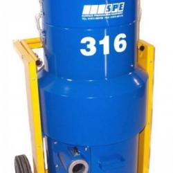 HIRE LARGE DUST CONTROL HOOVER C/W FLOOR TOOL