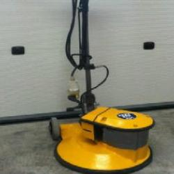 SPE STR 701 FLOOR MACHINE 110V 32AMP , PAT TESTED.