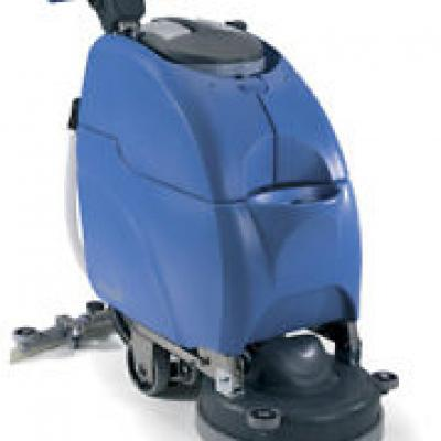 "HIRE SCRUBBER DRIER MEDIUM 17"" 110V OR 240V"