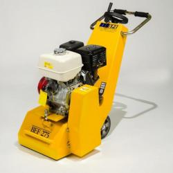 HIRE 275MM FLOOR SCABBLER SPE BEF275 PETROL