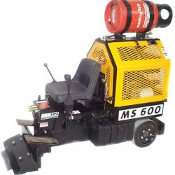 A40 HIRE RIDE ON TILE REMOVER SPE MS600 LPG