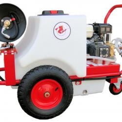 HIRE PRESSURE WASHER MINI PETROL BOWSER