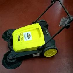 C56 MANUAL PUSH FLOOR SWEEPER KARCHER S650