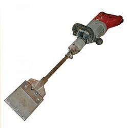 A17 HIRE TILE REMOVER MILWAUKEE BREAKER WITH FLOOR TOOL