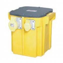 HIRE TRANSFORMER 5KVA 32AMP OUTLET