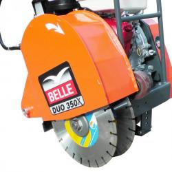HIRE 350MM TWIN BLADE CUTS 120MM - 4.72""