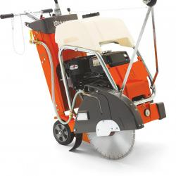 HIRE 500MM FLOOR SAW PETROL CUTS 190MM - 7.48""