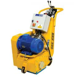 HIRE 320MM FLOOR SCABBLER SPE BEF320 ELECTRIC