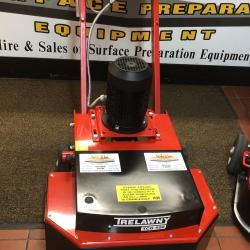 HIRE FLOOR GRINDER TWIN HEAD 110V TCG500 HEAVY DUTY