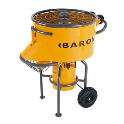HIRE FORCED ACTION MIXER 4 BAG BARON M200
