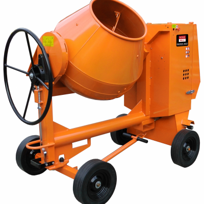 HIRE ELECTRIC SITE MIXER 110V 32AMP