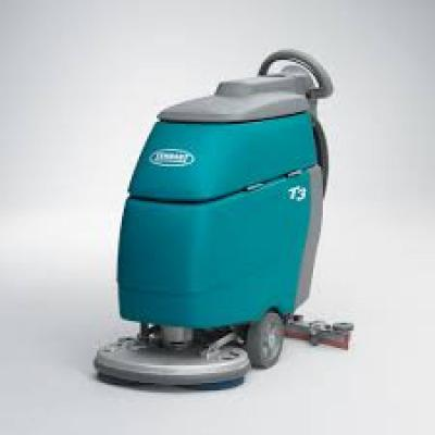 HIRE SCRUBBER DRIER BATTERY OP SELF DRIVE